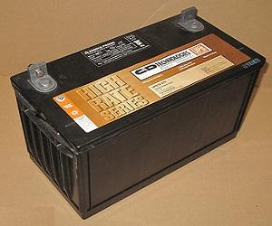 acquy C&D UPS12-550MRX 12V 140Ah