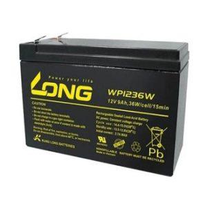 Bảng báo giá bán bình ắc quy khô Long 12V 9Ah - WP1236W